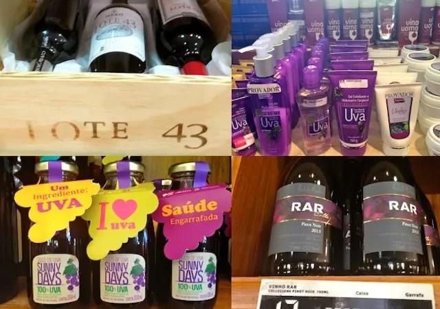 O que comprar: vinho mais caro da Miolo, o Lote 43, suco de uvo, queijo Randon e a dica do Café Viagem: o Pinoit Noir Rar