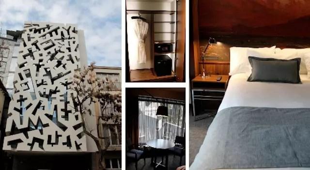 Hotel Santiago Cumbres
