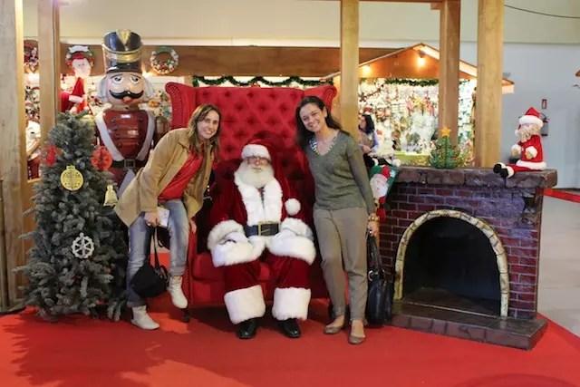 Papai Noel em Gramado onde encontrar