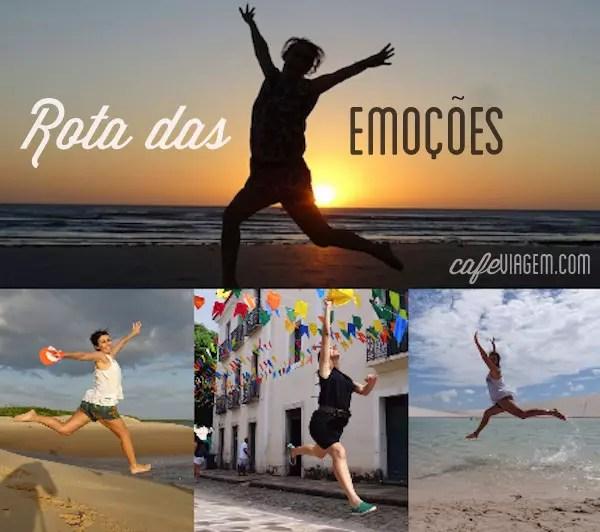 Um pulo em cada ponto alto da viagem: Jeri, Delta, São João de São Luís e Lençóis