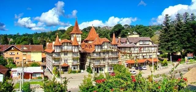 hotel economico em Gramado