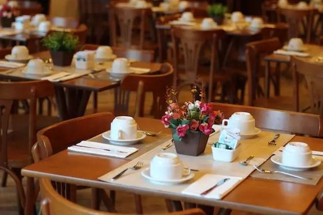 Hotel Alpestre Café da Manha