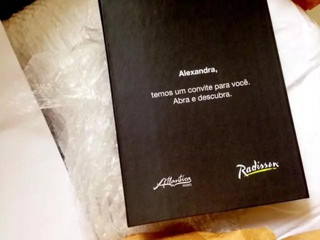 """O convite especial que o Café Viagem receber da Atlantica Hotels para viver a """"Experiência Radisson"""""""