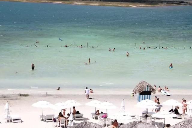 Lagoa Paraiso Jeri Ceara