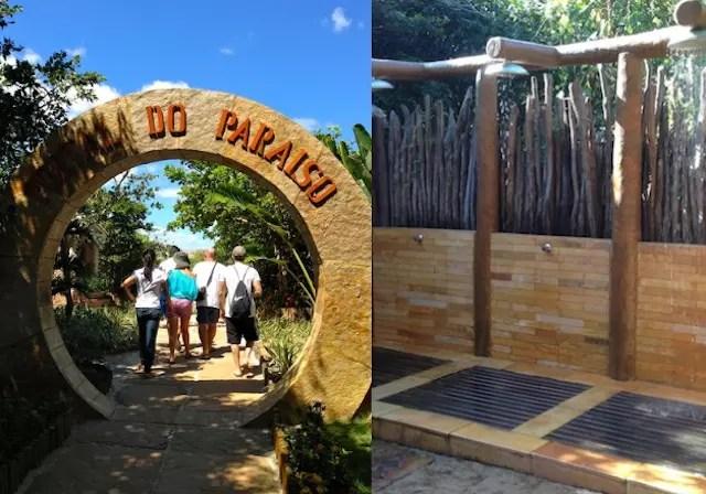 Lagoa do Paraiso Jeri turismo
