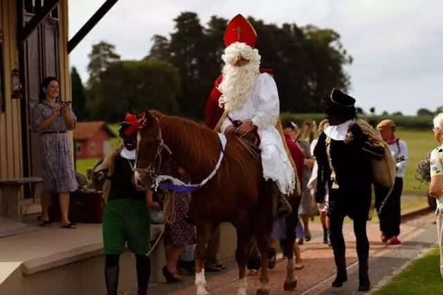 """A chegada do """"Sinterklaas"""""""