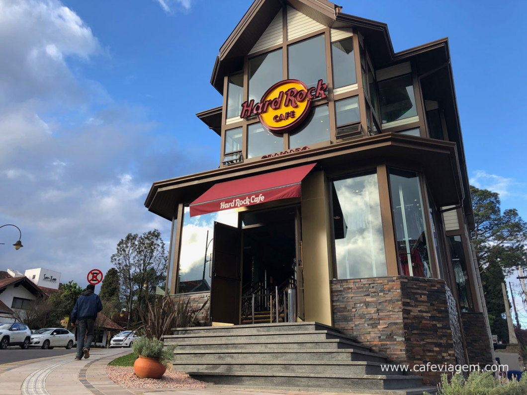Hard Rock Cafe Reveillon
