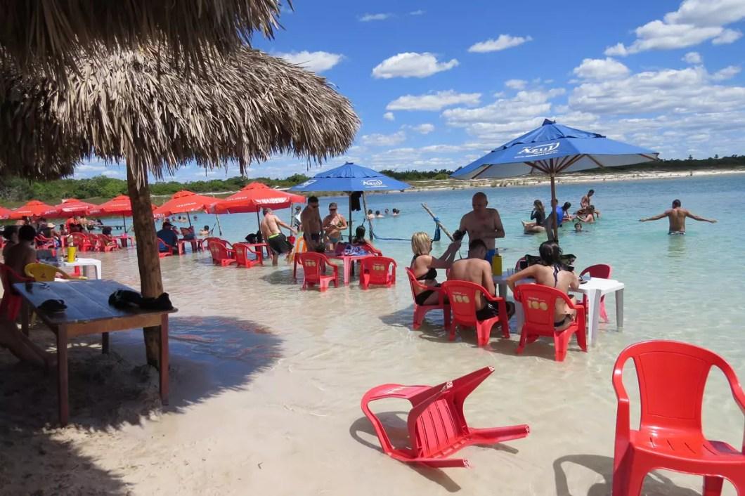 Lagoa Azul Jericoacoara