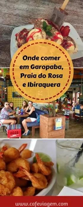 Onde comer em Garopaba