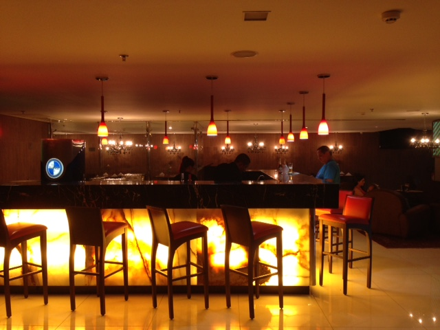 Radisson Belem bar