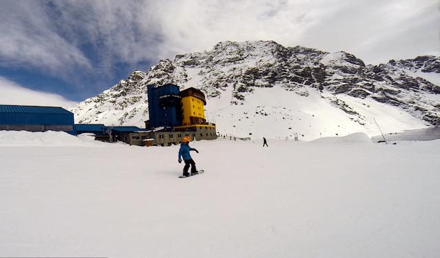 Aula Ski Portillo