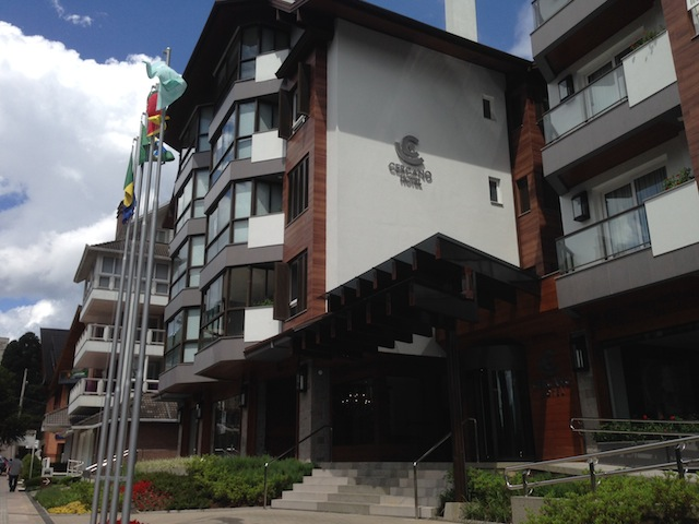 Cercano Hotel Gramado f