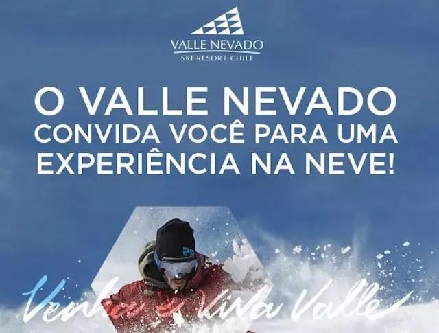 Convite Valle Nevado POA
