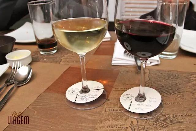 Vinhos Chile