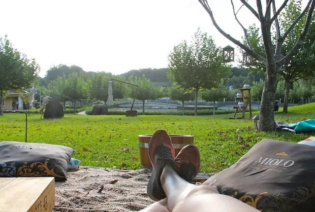 momento relax no fim de tarde, vida boa!!!!!