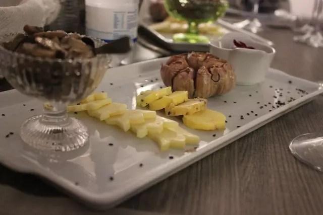 prato da boa lembranca La Caceria