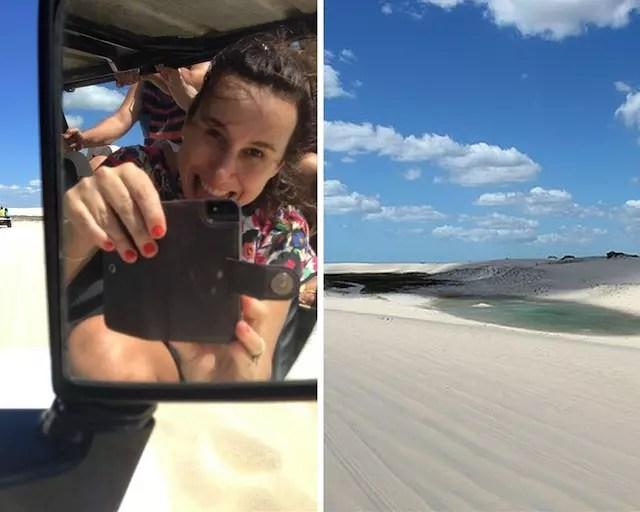 Uhu!! De buggy nas areias e dunas de Jeri