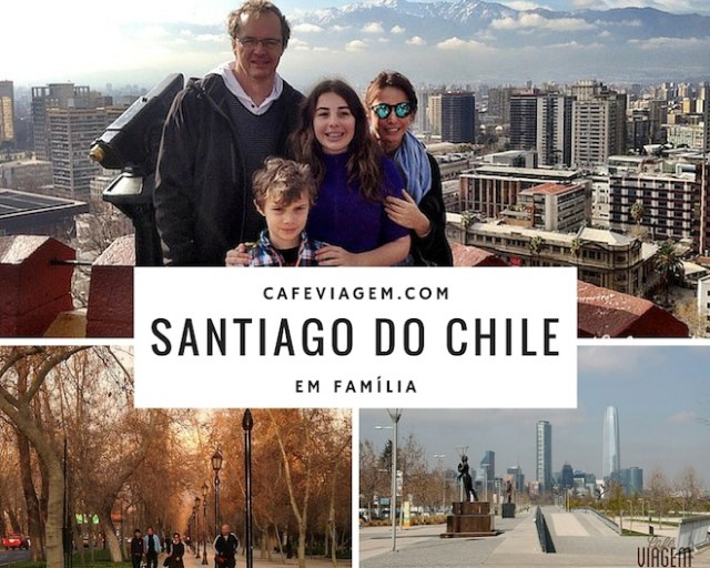 santiago do chile d3