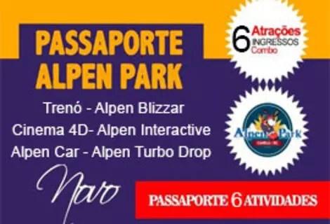 Passaporte Alpen Park