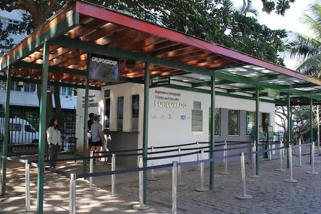 Bilheteria Vans Copacabana Paineiras-Corcovado