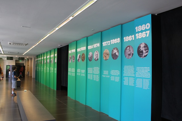 Centro de Visitantes Paineiras Corcovado