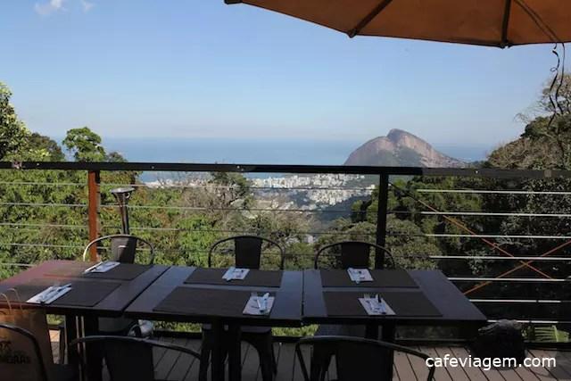 restaurante Mirante Paineiras Corcovado
