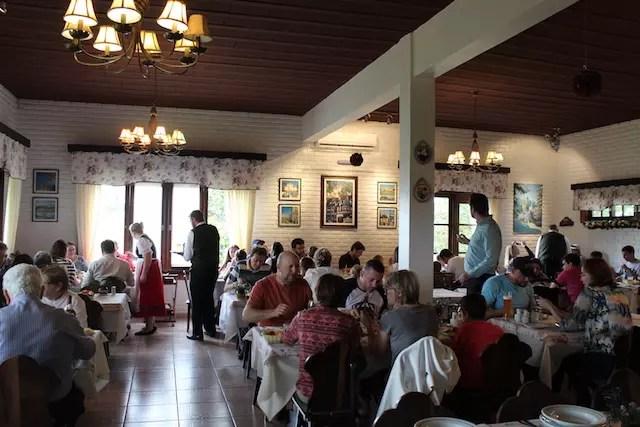 restaurante Colina Verde