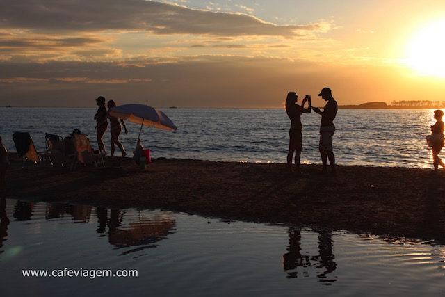 Melhores praias de Punta del Este