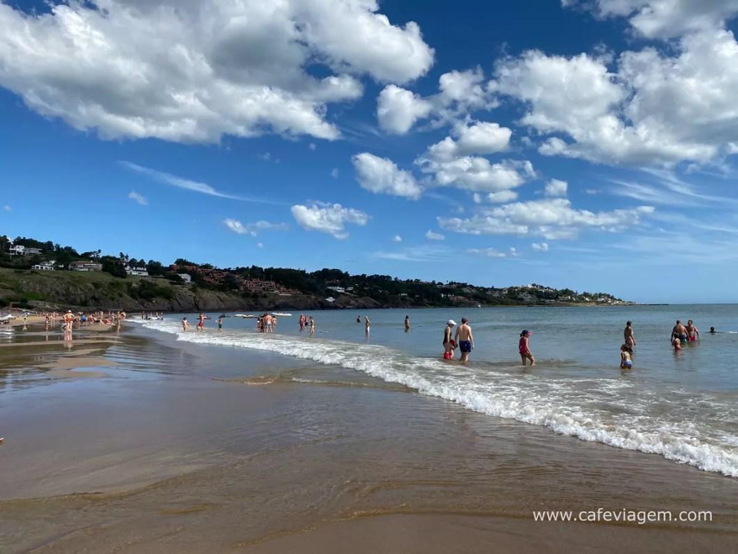 melhores praias Punta del Este