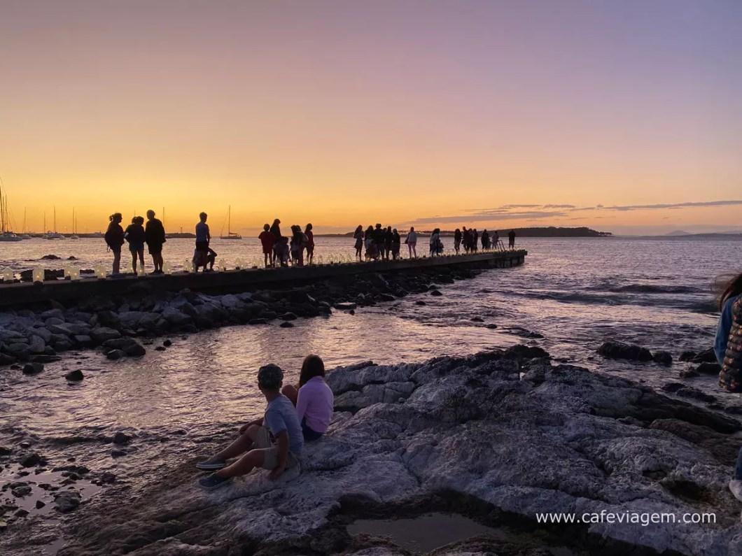 Muelle Mailhos Punta del Este
