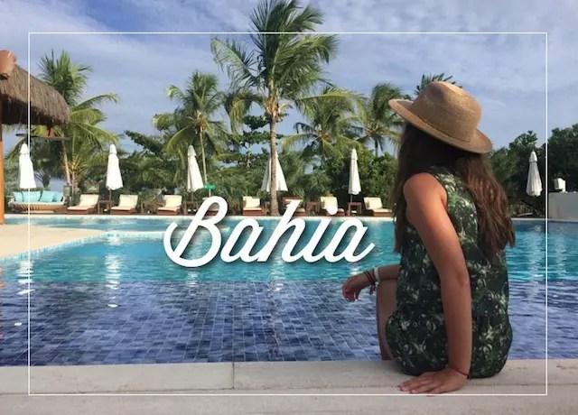 destinos de verão Bahia