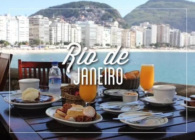 destinos de verão Rio de Janeiro