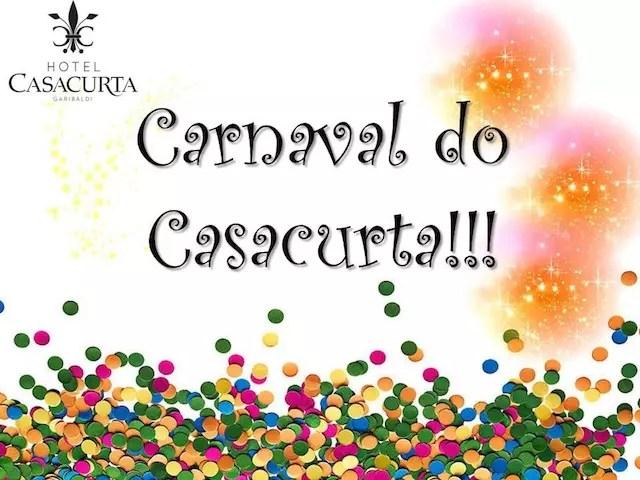 Carnaval na serra gaúcha