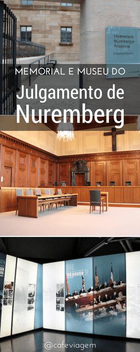 museu do Julgamento de Nuremberg