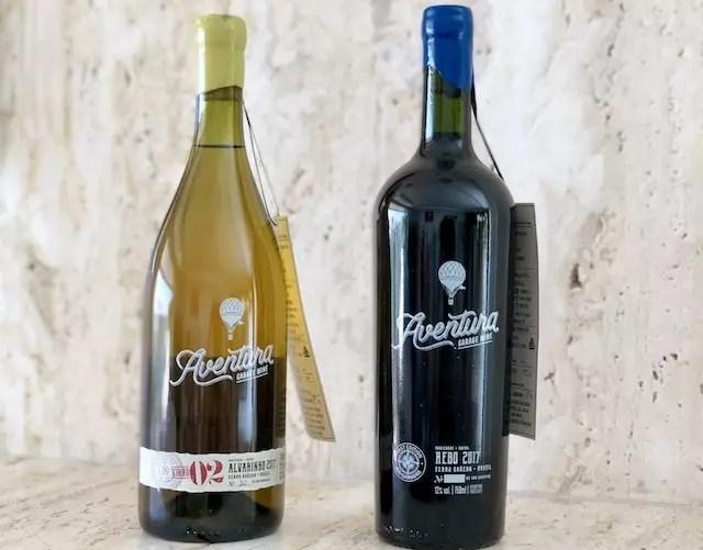 vinho de garagem