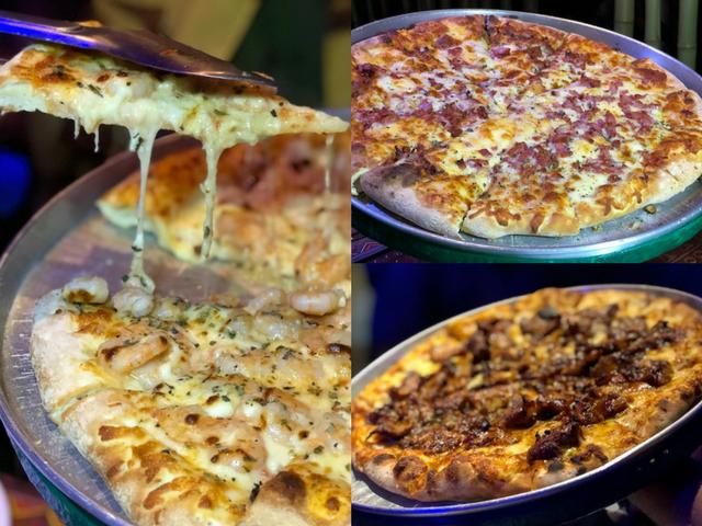 Kongo Pizzaria em Gramado