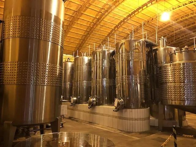 visita a vinícola Cave Geisse