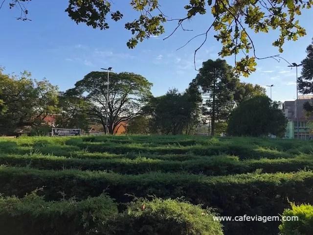 Labirinto Verde Nova Petropolis