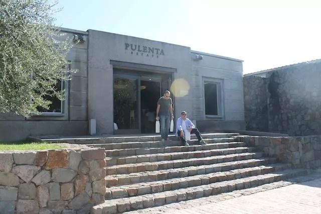 visita a Pulenta Mendoza
