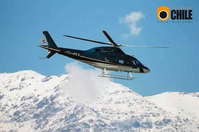 Chile de helicoptero