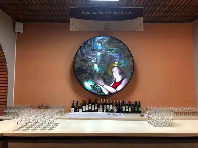 Visita vinícola Aurora