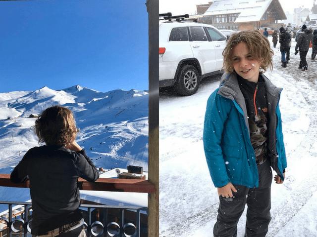 dicas Valle Nevado com crianças