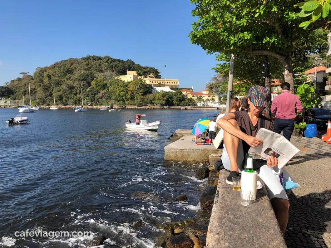 Bar da Urca Rio