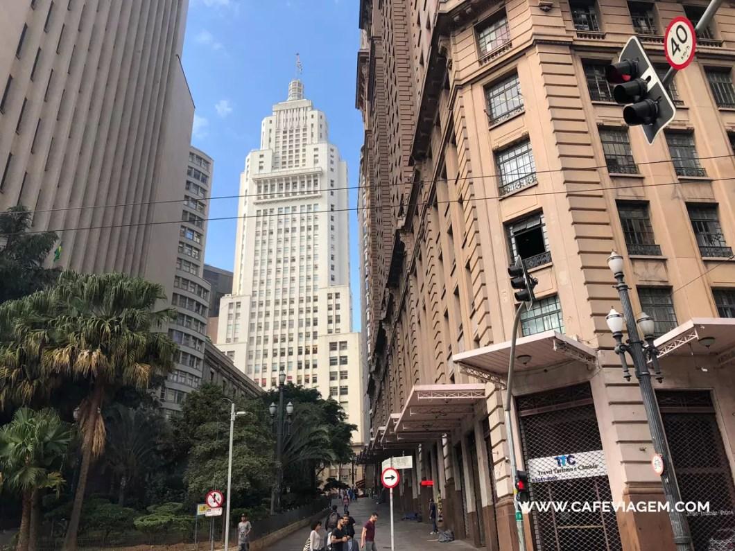 Roteiro Centro São Paulo o que fa