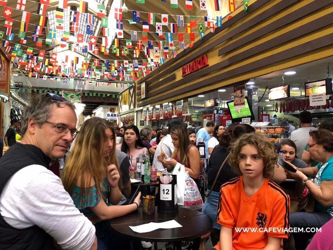 Roteiro Centro São Paulo