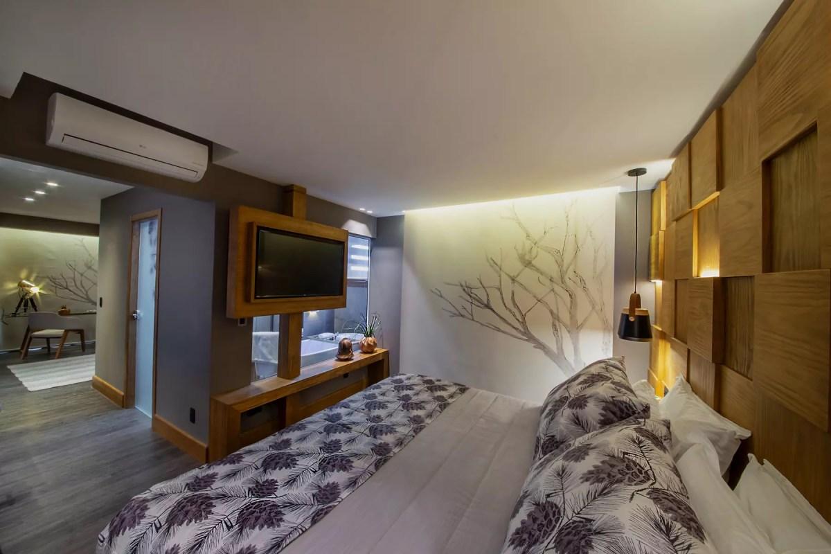 Wood Hotel em Gramado
