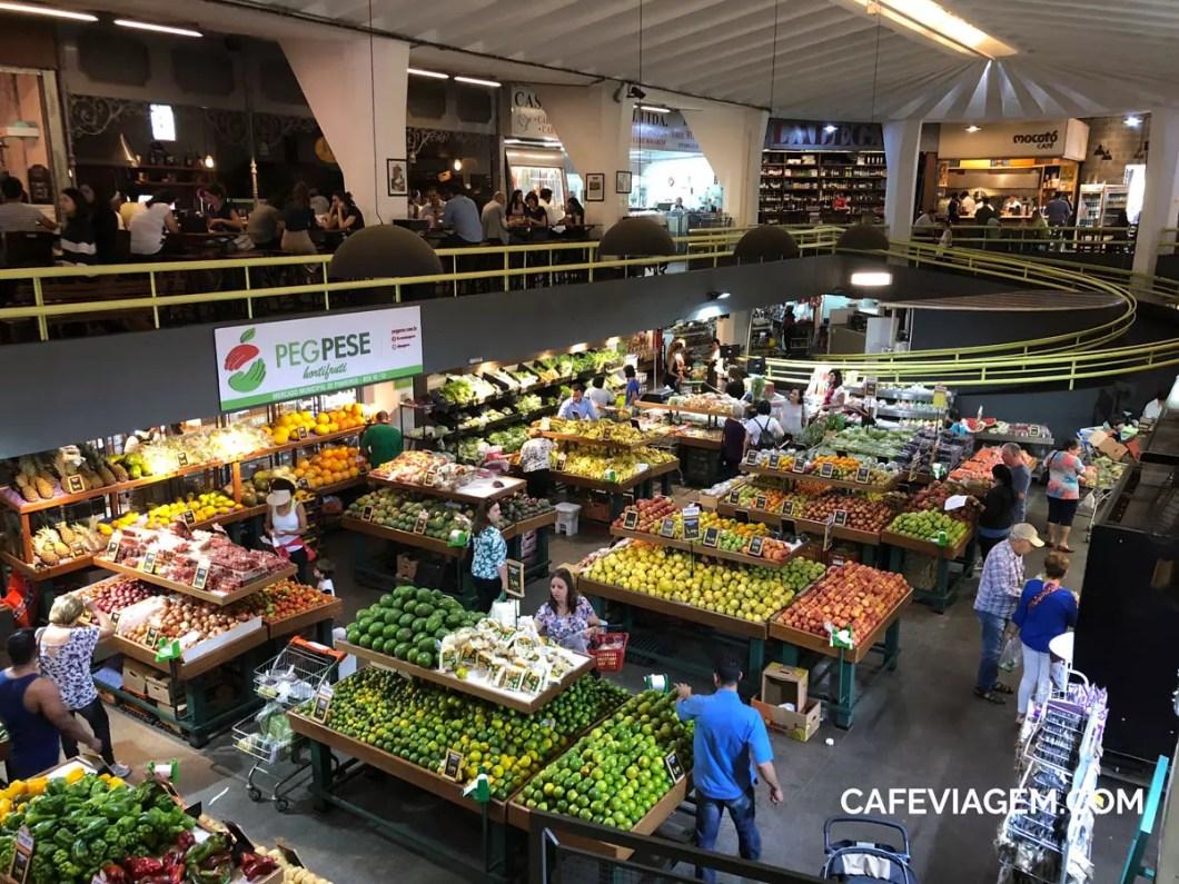 Mercado de Pinheiros de São Paulo