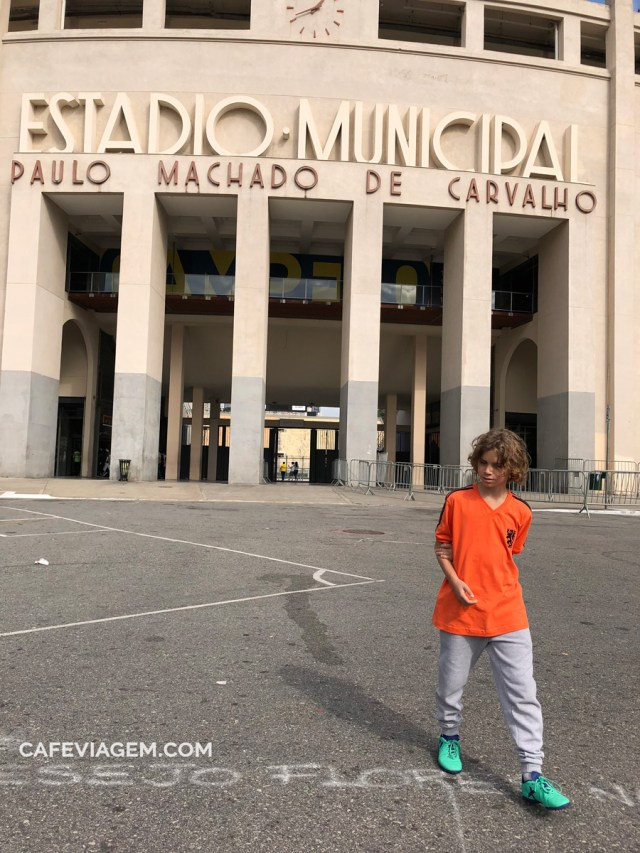 Museu do Futebol sp