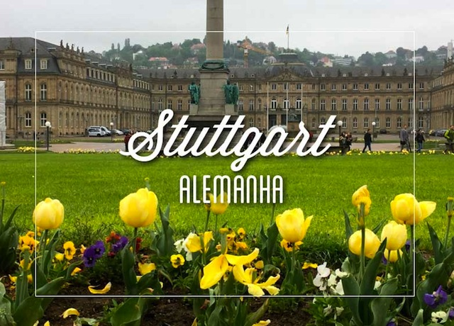 O que fazer em Stuttgart