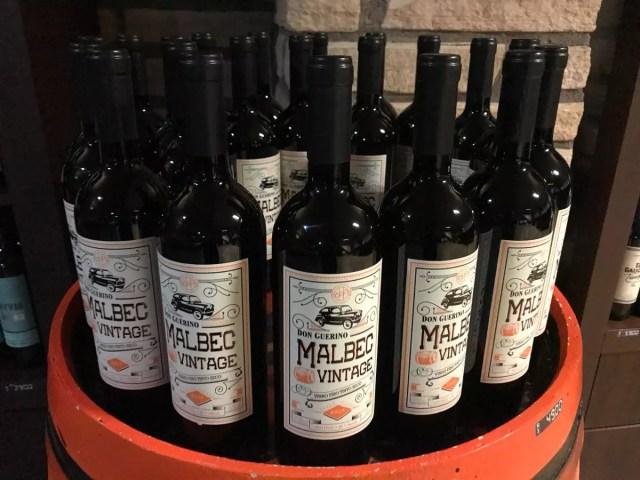 vinícola Don Guerino Malbec